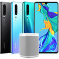 Huawei P30 and P30 Pro pre-order deals include a free Sonos One and today is the last day
