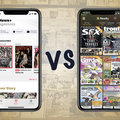 Apple News + vs Readly: Battle of the Magazine-Abonnementdienste