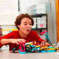 Lego's Spike Prime kit teaches kids to program and build robots with bricks