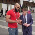 Vodafone switches on 5G at Birmingham New Street station
