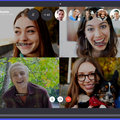 If you can find 50 people you can now call them all at once with Skype