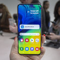 Examen initial de Samsung Galaxy A80 : l'appareil photo rotatif automatique tournera-t-il la tête ?