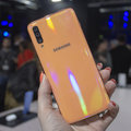 Samsung Galaxy A70 initial review: Big screen, beefy battery