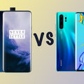 OnePlus 7 Pro vs Huawei P30 Pro: Differences compared