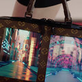 A Louis Vuitton OLED bag is the only way to show off your Instagram