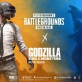 PUBG Mobile is getting a dose of Godzilla