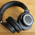 Audio-Technica ATH-M50xBT Bluetooth headphones review: Big audio sounds best at home