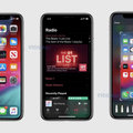Leaked screens show iOS 13 dark mode is properly dark, not just grey