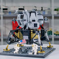 Lego worked with NASA to release this 1,087-piece Apollo 11 Luna Lander set