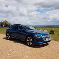 Electric dreams and range anxiety: We drove the Audi e-tron to Cornwall and back