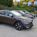 Nissan's self-driving ProPilot tech is now available across the Qashqai range