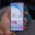 Samsung Galaxy Note 10 initial review: A smaller Note experience