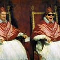 Amusing images of celebrities Photoshopped into Renaissance paintings
