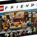 Lego finally reveals its Friends-themed set of the Central Perk coffee house