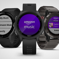 Garmin smartwatch owners can now listen to Amazon Music on their runs