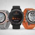 Garmin's new Fenix 6 series includes a solar-charging sportswatch