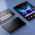 Here's what a Samsung horizontal folding phone could look like