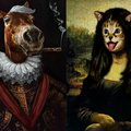 25 amusing images of animals Photoshopped into Renaissance paintings