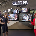 Samsung adds 55-inch model to 8K QLED TV range