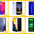 Here are the EE Pocket-lint Awards nominees for Best Phone (sub £500) 2019 and how to vote