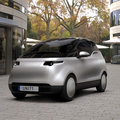 Uniti One is a futuristic urban EV, packed with technology and seating for three