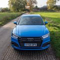 Audi Q5 plug-in hybrid review: A breath of fresh air?