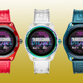 Diesel On Fadelite is a colourful, fun unisex smartwatch with a Globe dial