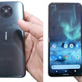 Nokia 5.2 lekt in hands-on fotos met quad-camera-array