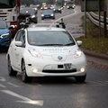 Nissan conducts secret 230-mile autonomous UK drive