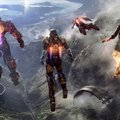 "BioWare is working on a complete ""reinvention"" of Anthem"