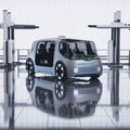 Jaguar Land Rover Vector is an autonomous urban people mover, pilot programme starting in 2021
