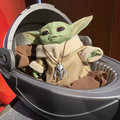 Animatronic Baby Yoda och The Mandalorian Lego till rubriken New York Toy Fair