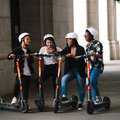 Ford-owned e-scooter firm Spin launches in Europe - also destined for the UK