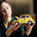 Lego's Fiat 500 is a faithful recreation of the design classic