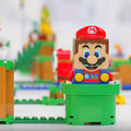 Ya-hoo! Lego Super Mario brings Nintendo favourite to life in brick form