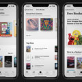 A Apple agora oferece e-books e audiolivros gratuitos no Apple Books