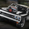 Le chargeur Fast and Furious Dodge de Dominic Toretto a reçu le traitement Lego Technic