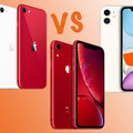 Apple iPhone SE (2020) vs iPhone XR vs iPhone 11: Quelle est la différence?