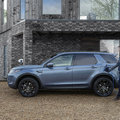 Land Rover Discovery Sport and Evoque now available as plug-in hybrids, offering 40 mile electric range