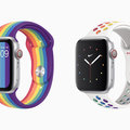 There are two Apple Watch Pride Edition bands for 2020