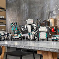 Lego's new Mindstorms set lets kids build and code five interactive robots