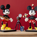 Lego's buildable Mickey and Minnie Mouse are simply super