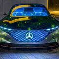 Mercedes-Benz partners with Nvidia for next-gen automated vehicles