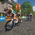 A virtual Tour de France is officially taking place on Zwift in July