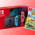 Économisez gros sur le pack Nintendo Switch et Animal Crossing