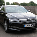 Skoda Superb iV Estate plug-in hybride review: de naam liegt niet