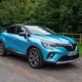 Renault Captur E-Tech hybrid review: Cleaner crossover with practical charm