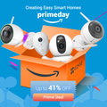 EZVIZ has some superb deals on smart home security for Prime Day on October 13 and 14
