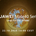Huawei Mate 40 series will launch on 22 October