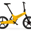 Gocycle has a special edition G3+ electric bike - but there are only 300 available